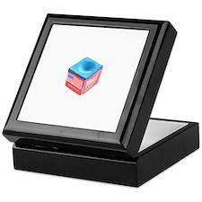 Pool Chalk Keepsake Box