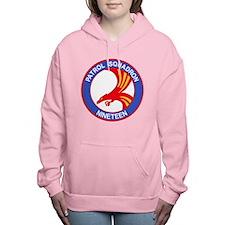 VP-19.png Women's Hooded Sweatshirt
