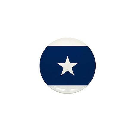 Bonnie Blue Mini Button (10 pack)