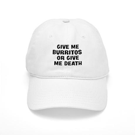 Give me Burritos Cap