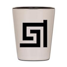 Greek Key Pattern Trendy Traditional Design Shot G