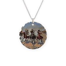 Vintage Cowboys by Remington Necklace
