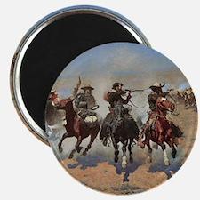 Vintage Cowboys by Remington Magnet