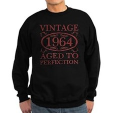 Vintage 1964 Birth Year Sweatshirt