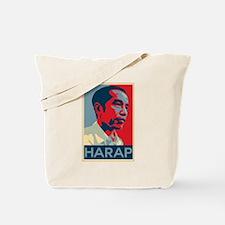 Jokowi Tote Bag