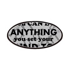 CAN DO Inspirational Saying Patches