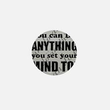 CAN DO Inspirational Saying Mini Button