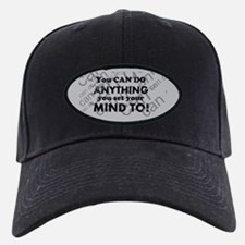 CAN DO Inspirational Saying Baseball Cap