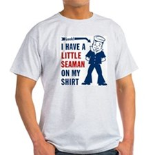 2little_seaman_white T-Shirt
