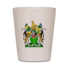 RHODESIA  Shot Glass