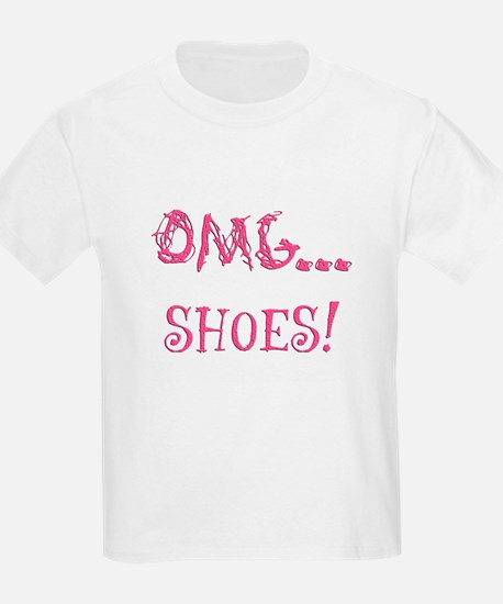 OMG Shoes 2.0 T-Shirt