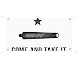 Gun banner Banners