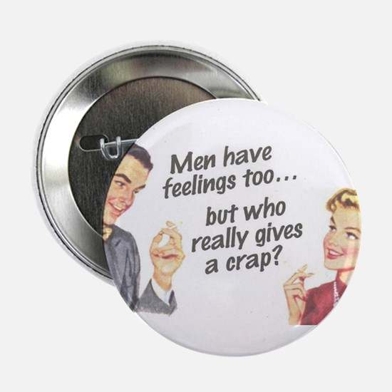 """Feelings Too 2.25"""" Button"""
