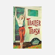 Trailer Trash Magnets