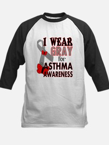 Asthma Awareness Baseball Jersey