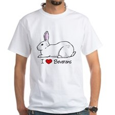 I Heart Beveren Rabbits T-Shirt