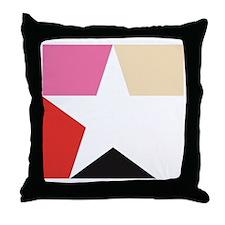 Star Alumni Throw Pillow