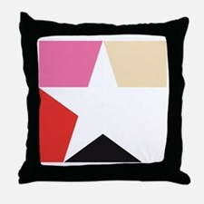 Star Alumni Throw Pillow
