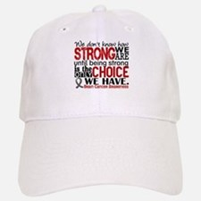 Brain Cancer How Strong We Are Hat