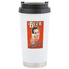 Beer Feel Single Travel Mug