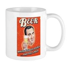 Beer Feel Single Mugs