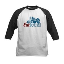 Eat Local Patriotic Tee