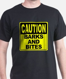 Barks and Bites T-Shirt
