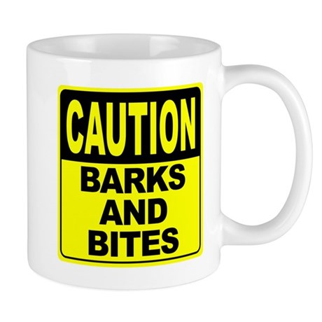 Barks and Bites Mug