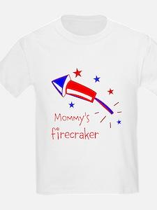 Personalize Firecracker T-Shirt