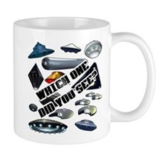 UFO'S...Which One Did You See? Mug