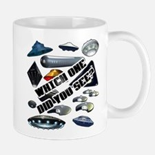 UFO'S...Which One Did You See? Mug