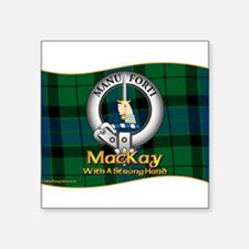MacKay Clan Sticker