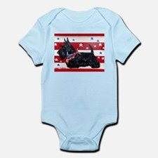 American Scottie Body Suit