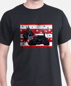 American Scottie T-Shirt