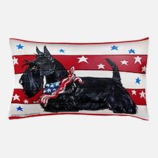 American Scottie Pillow Case