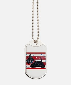 American Scottie Dog Tags