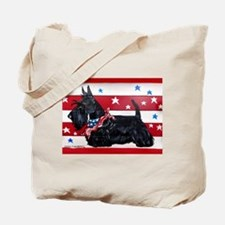 American Scottie Tote Bag
