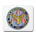 USS WARRINGTON Mousepad