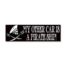 Cute My other vehicle Car Magnet 10 x 3