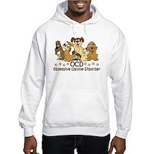 OCD Obsessive Canine Disorder Jumper Hoody