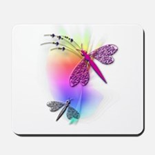 Dragonfly Delight Mousepad