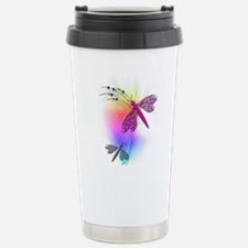 Dragonfly Delight Travel Mug