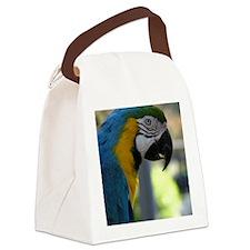Cute Photograph Canvas Lunch Bag