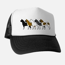 Group O' Akitas Trucker Hat