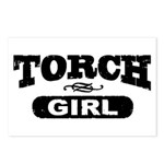 Torch Girl Postcards (Package of 8)
