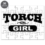 Torch Girl Puzzle