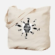 NSA Comedy Show Tote Bag
