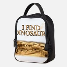 Unique Dinosaur Neoprene Lunch Bag