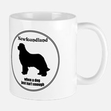 Newf Enough Mug