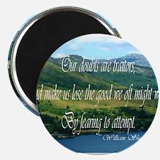 2-Scottish Loch Inspiration1 Magnets
